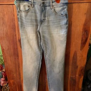 Two pair Men's jeans